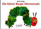 Hungry Caterpillar in German