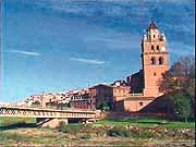 Primary Spanish: Calahorra - old town and cathedral